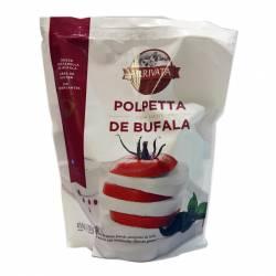 Queso Mozzarella Polpetta Búfala Arrivata x 200 g.