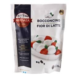 Queso Mozzarella Bocconcino Arrivata x 150 g.