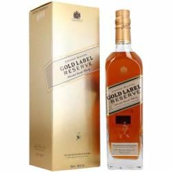 Whisky Gold Label Reserve Johnnie Walker x 750 cc.