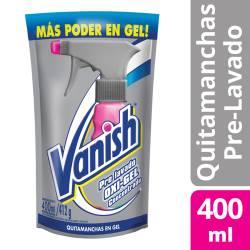 Prelavado Oxi-Gel Concentrado D.P Vanish x 400 cc.