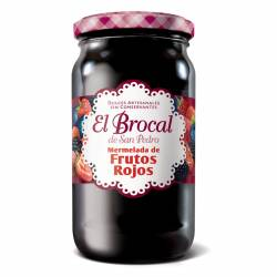 Mermelada de Frutos Rojos El Brocal x 420 g.