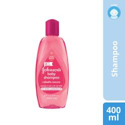 Shampoo Protección UV Johnsons Baby x 400 cc.