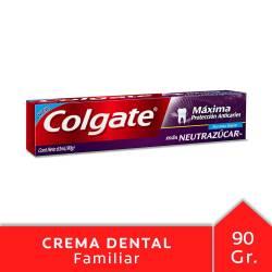 Crema Dental Anticaries Neutrazucar Colgate x 90 g.