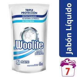 Detergente Líquido Extra Blanco Dp Woolite x 450 cc.