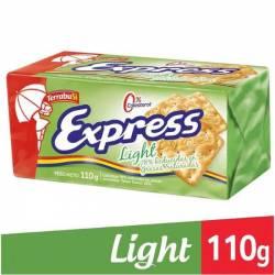 Galletitas Crackers Light Express x 110 g.