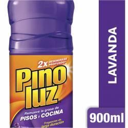 Limpiador Líquido Lavanda Pinoluz x 900 cc.