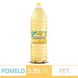 Agua s/Gas Pomelo Awafrut x 2,25 Lt.
