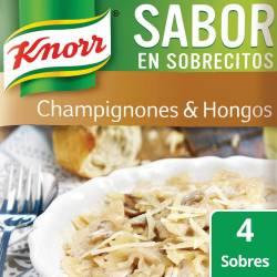 Saborizante Champignones Knorr x 4 un.