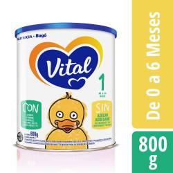 Formula Láctea en Polvo Etapa 1 Vital Infantil x 800 g.