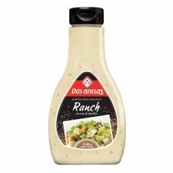 Salsa Ranch con Semillas Dos Anclas x 360 g.