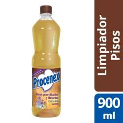 Limpiador Pisos Plastificados y Flotantes Procenex x 900 cc.