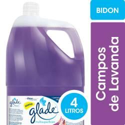 Limpiador Líquido Lavanda Glade x 4 Lt.