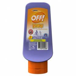 Repelente Crema Kids Off x 90 g.