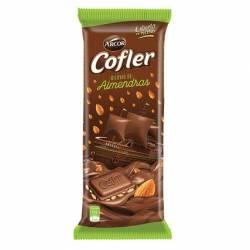 Chocolate c/Leche y Almendras Cofler x 170 g.
