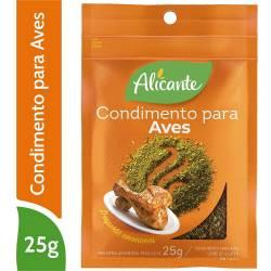 Condimento Aves Alicante x 25 g.