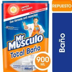 Limpiador Líquido Baño Dp Mr. Músculo x 900 cc.