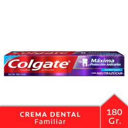 Crema Dental Anticaries Neutrazucar Colgate x 180 g.