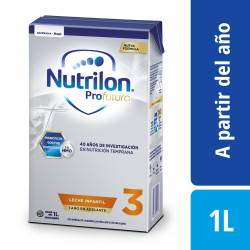 Leche L.V. Modificada Etapa 3 Nutrilon x 1 Lt.