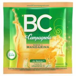 Jugo en polvo Mandarina BC x 9 g.