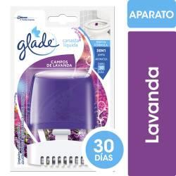 Desodorante Inodoro Canasta Lavanda Full Glade x 50 cc.