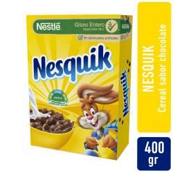 Cereal c/Chocolate Estuche Nesquik x 400 g.