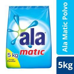 Jabón Polvo Be Matic Multiacción Ala x 5 Kg.