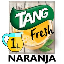 Jugo en polvo Naranja Fresh Tang x 25 g.
