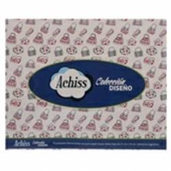 Pañuelos Descartables Diseño Caja Achiss x 75 un.