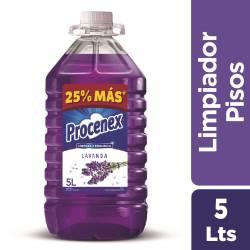 Limpiador Líquido Lavanda Procenex x 5 Lt.