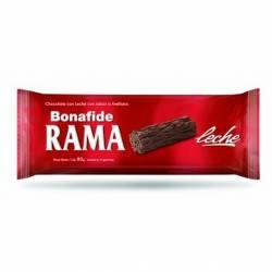 Chocolate c/Leche en Rama Bonafide x 80 g.