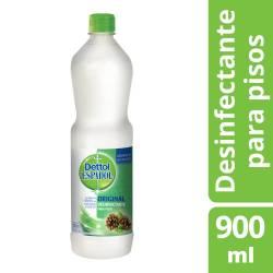 Desinfectante Pisos Original Espadol Dettol x 900 cc.