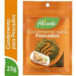 Condimento para Pescados Alicante x 25 g.