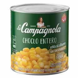 Choclo en Granos Amarillos La Campagnola x 300 g.