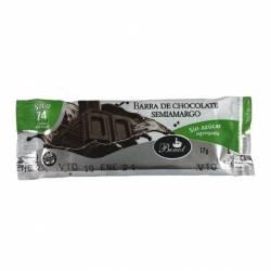Chocolate Familiar Semiamargo s/Azúcar Benot x 100 g.