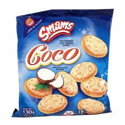 Polvorones Azucarados Coco s/Tacc Smams x 130 g.