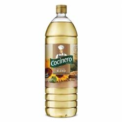 Aceite de Girasol Blend Cocinero x 1,5 Lt.