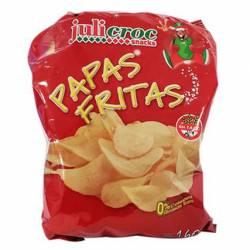Papas Fritas Libre de Gluten Julicroc x 160 g.