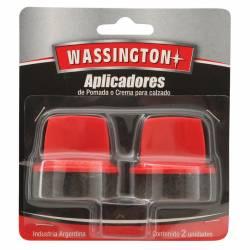 Aplicadores de Pomada Wassington x 2 un.