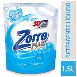 Jabón Líquido c/Suavizante 3D Dp Zorro x 1,5 Lt.