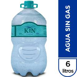 Agua de Mesa s/Gas Kin x 6 Lt.