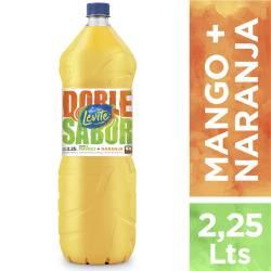 Agua s/Gas Mango/Naranja Levite Villa del Sur x 2,25 Lt.