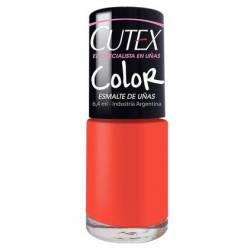 Esmalte de Uñas Rojo Cutex N16 Cutex x 6 cc.