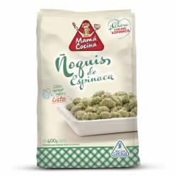 Harina Premezcla Ñoquis Espinaca Mama Cocina x 400 g.
