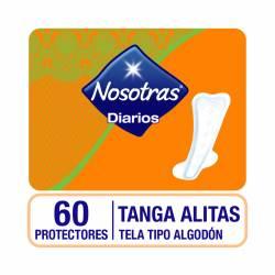 Protectores Diarios Tanga Nosotras x 60 un.