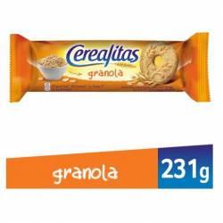 Galletitas Dulces con Avena y Grano Cerealitas x 231 g.