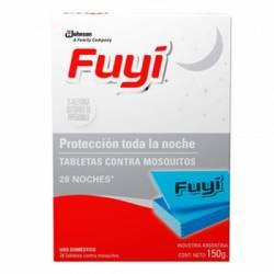 Insecticida Tabletas Repuesto Fuyí x 28 un.