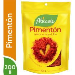 Pimentón Dulce Alicante x 200 g.