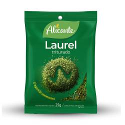 Laurel Triturado Alicante x 25 g.