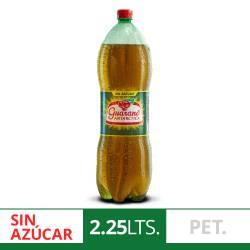 Gaseosa Guaraná sin Azúcar Guaraná x 2,25 Lt.