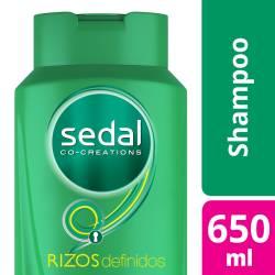Shampoo Rizos Definidos Sedal x 650 cc.